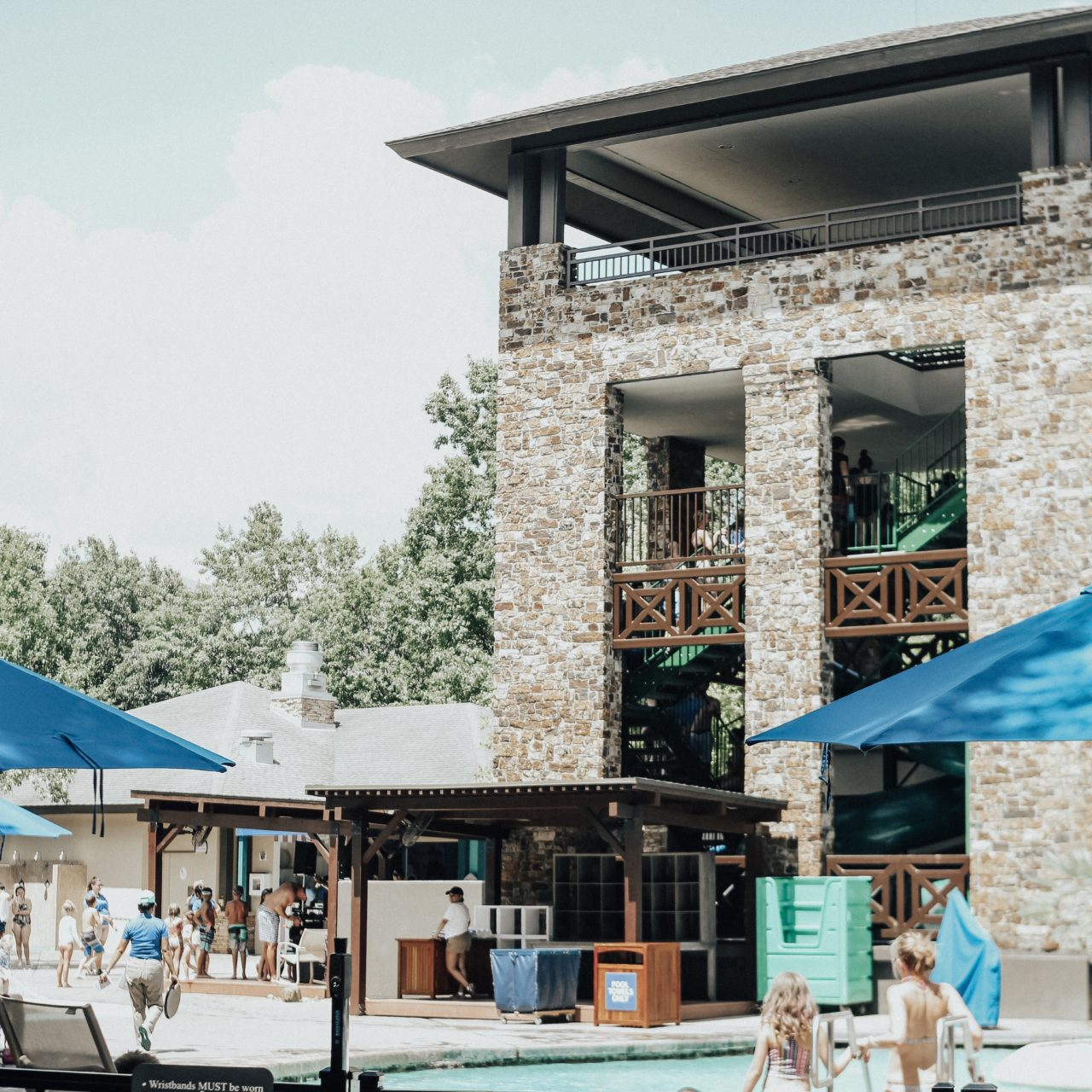 The Woodlands Resort- a family staycation