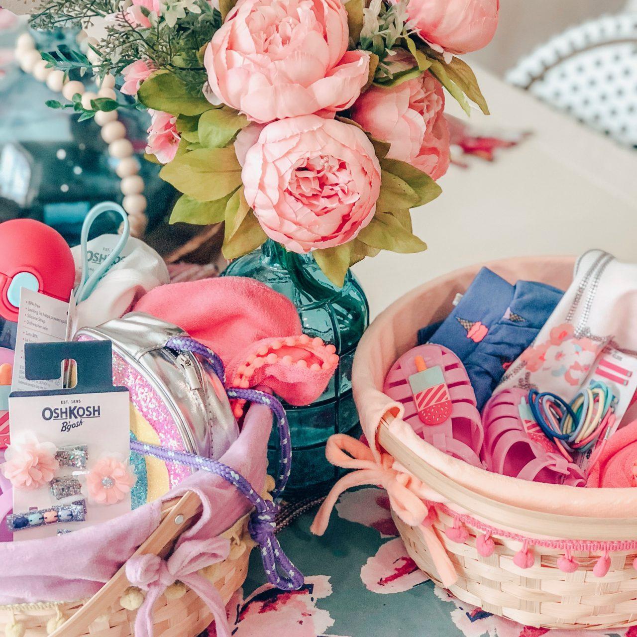 Non- candy Easter basket ideas