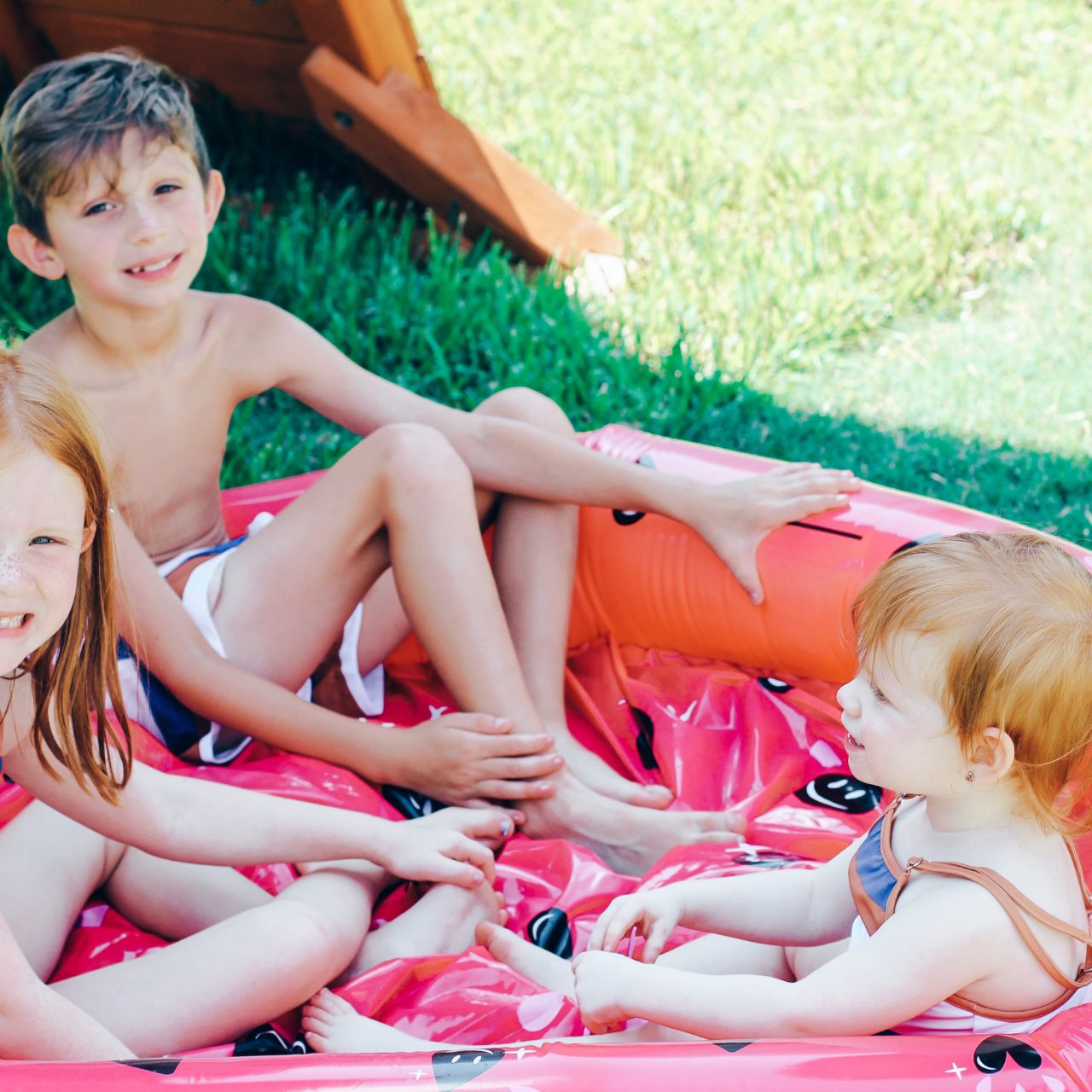 The best mineral based sunscreen for kids that actually works!