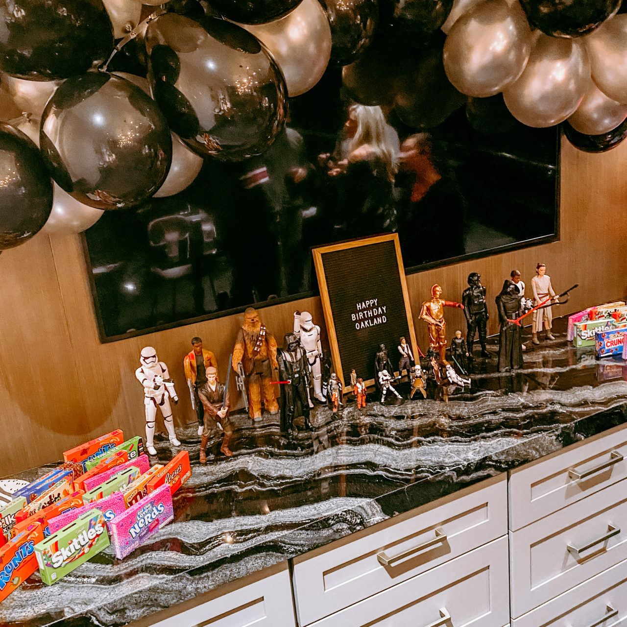 Why Star Cinema Grill is a great place for a party!