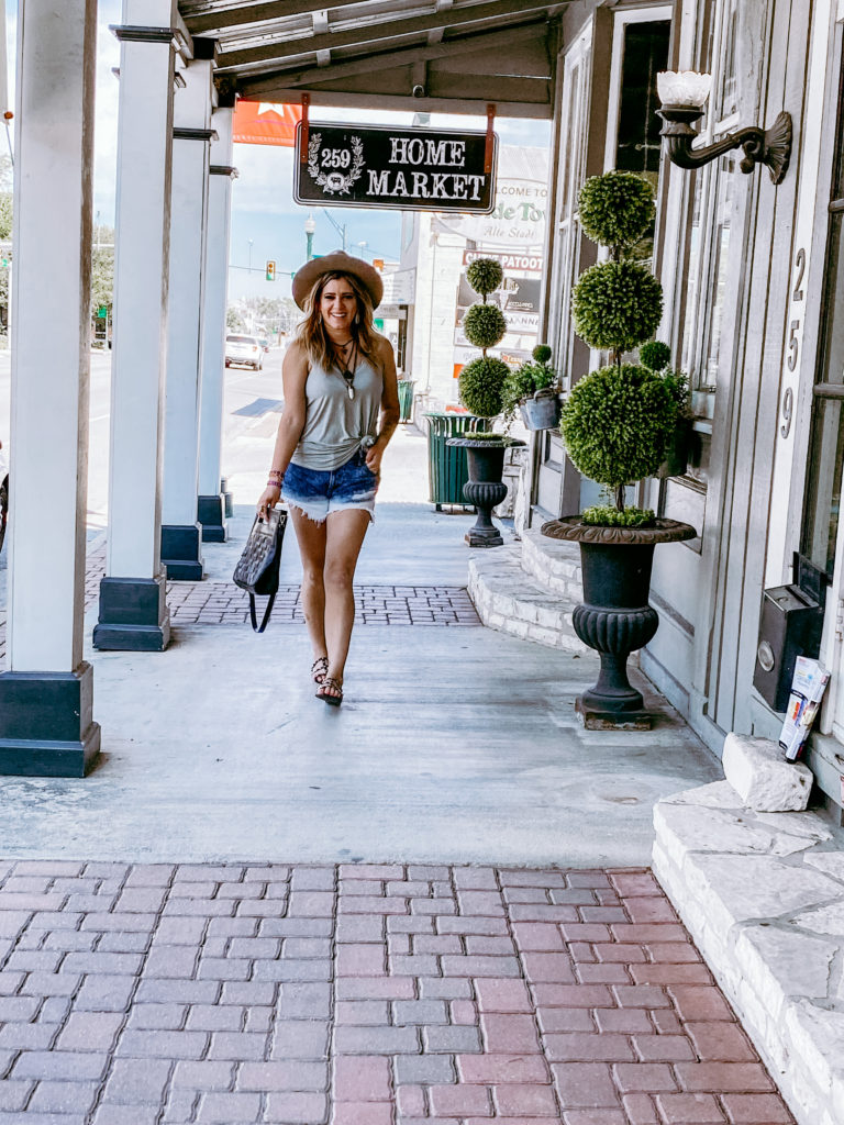 girls trip to boerne texas hillcountry travel texas