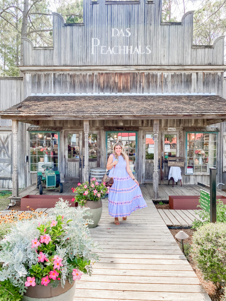 travel to Fredericksburg, Texas girls trip