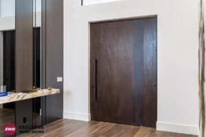 How Much Clearance Does A Pivot Door Need