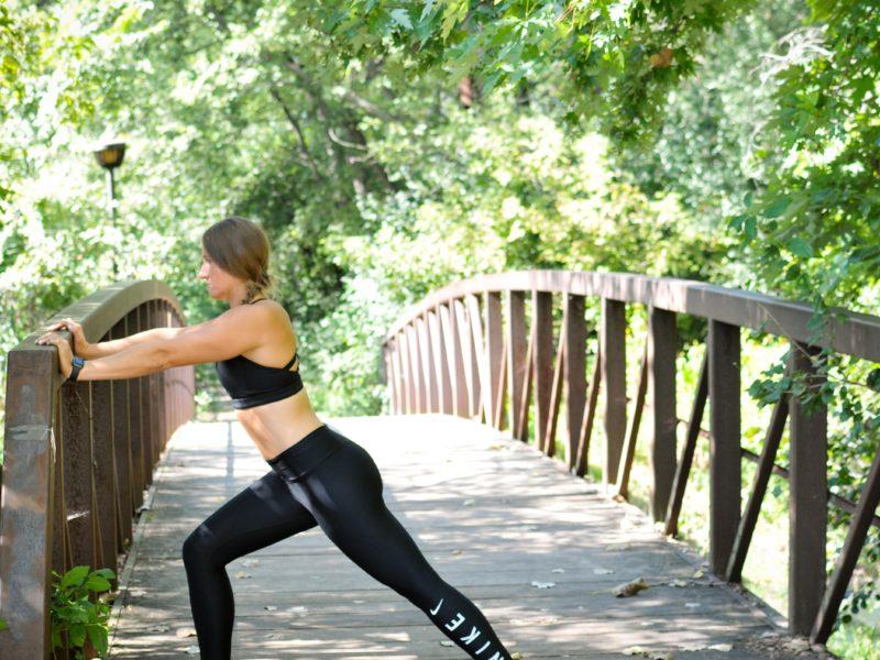Movement Increases Health + Productivity