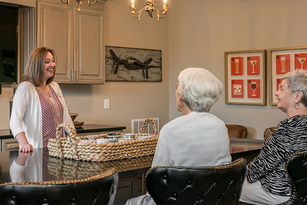 Senior Living Care