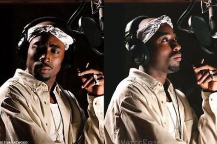 All Eyez On Me, Tupac