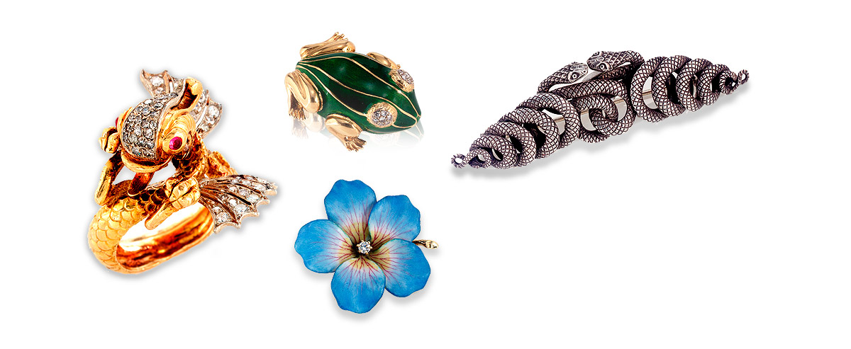 Unique Jewelry Collection