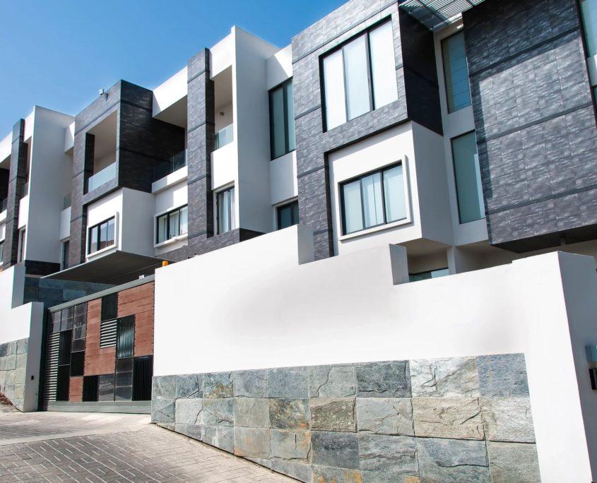 condominium with condo insurance