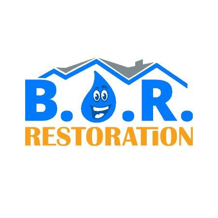 B.O.R. Restoration logo