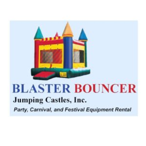 Blaster Bouncer logo
