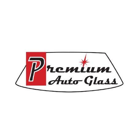 Premium Auto Glass Logo