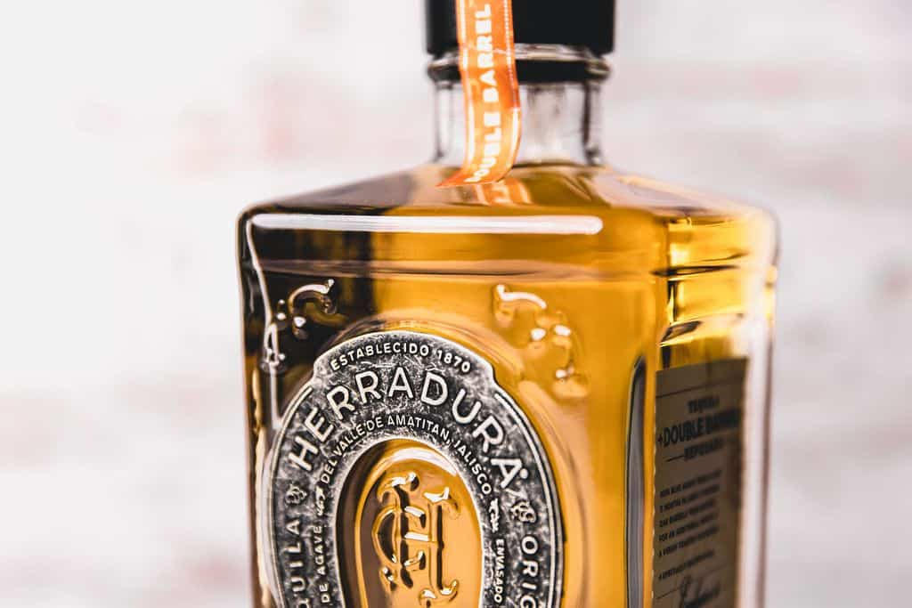 Tequila Herradura Doble Barrel Reposado