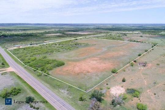 Hwy 70 Tract of Land