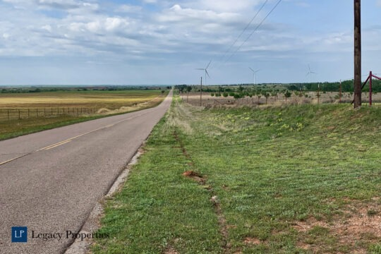 Elm Flat Land