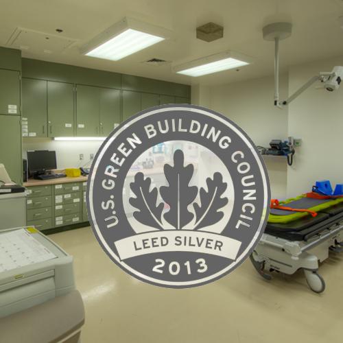 Green New Construction Award