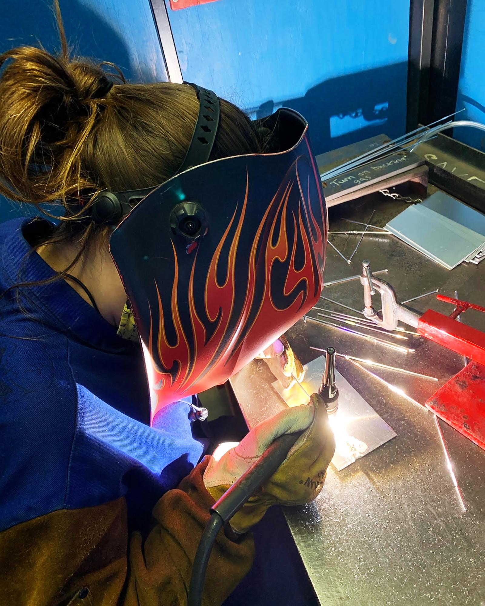 Automotive and welding programs go hybrid