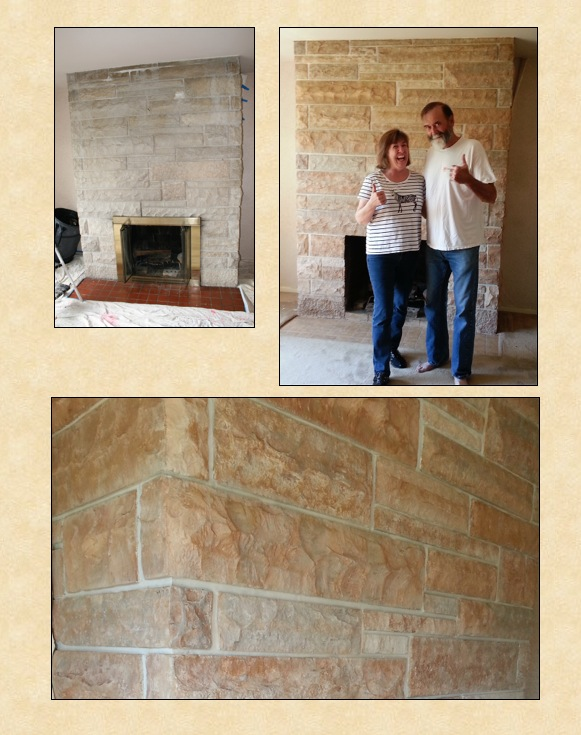 Stone-Fireplace-staining-before-and-after-with-closeup