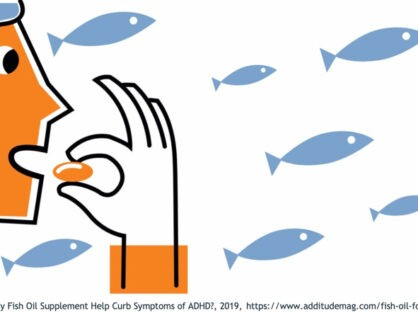 Focus on Fish Oil for ADHD