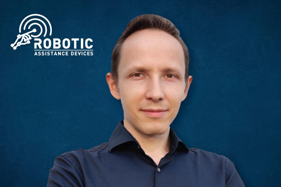 Artur Tchoukanov Joins Robotic Assistance Devices