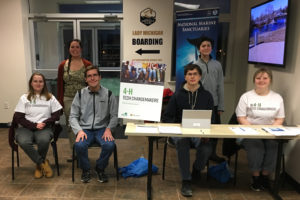 Alpena County 4-H members are addressing the marine debris issue through a National 4-H Council 4-H Tech Changemakers grant from Microsoft.