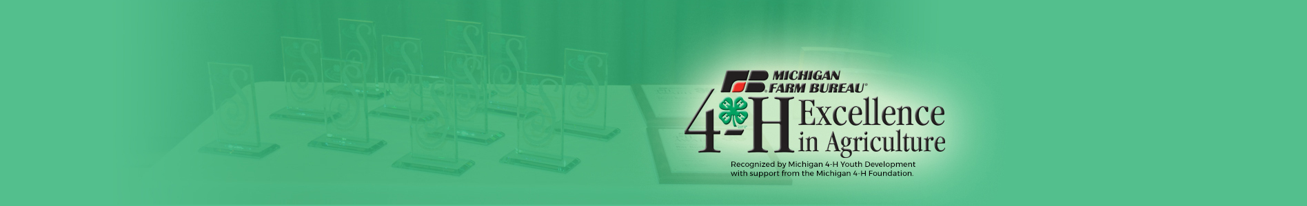 MFB 4-H Excellence in Agriculture Awards
