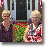 Kathy Grau & Mary Hammer