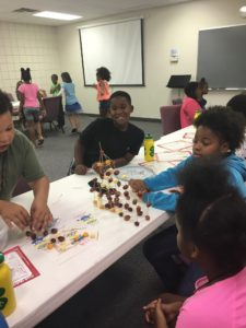 Through a new partnership with UDIM, Michigan 4-H provided health-based activities at six Meet Up and Eat Up summer food service programs from mid-June through August 2017.