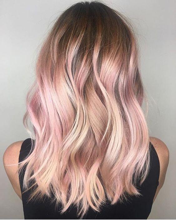 pastel- hair- colour