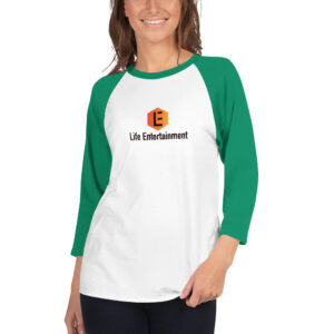 women's 3/4 sleeve shirt