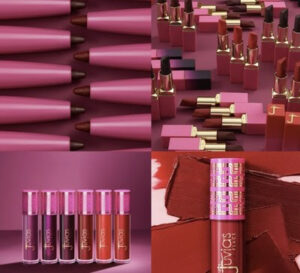 juvia's place red and berry lipstick collection
