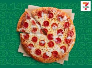7-11 pizza