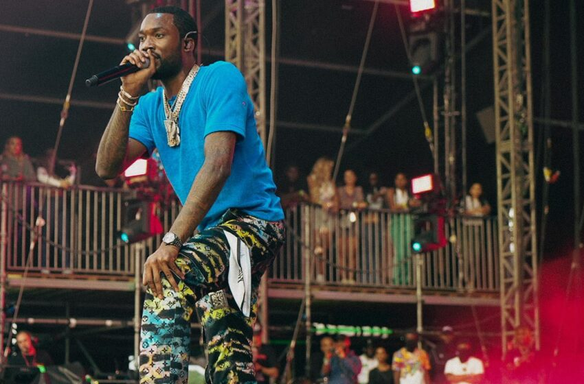 Meek Mill Releases New Album 'Expensive Pain' & Announces Album Playback Concert at Madison Square Garden on Oct. 23