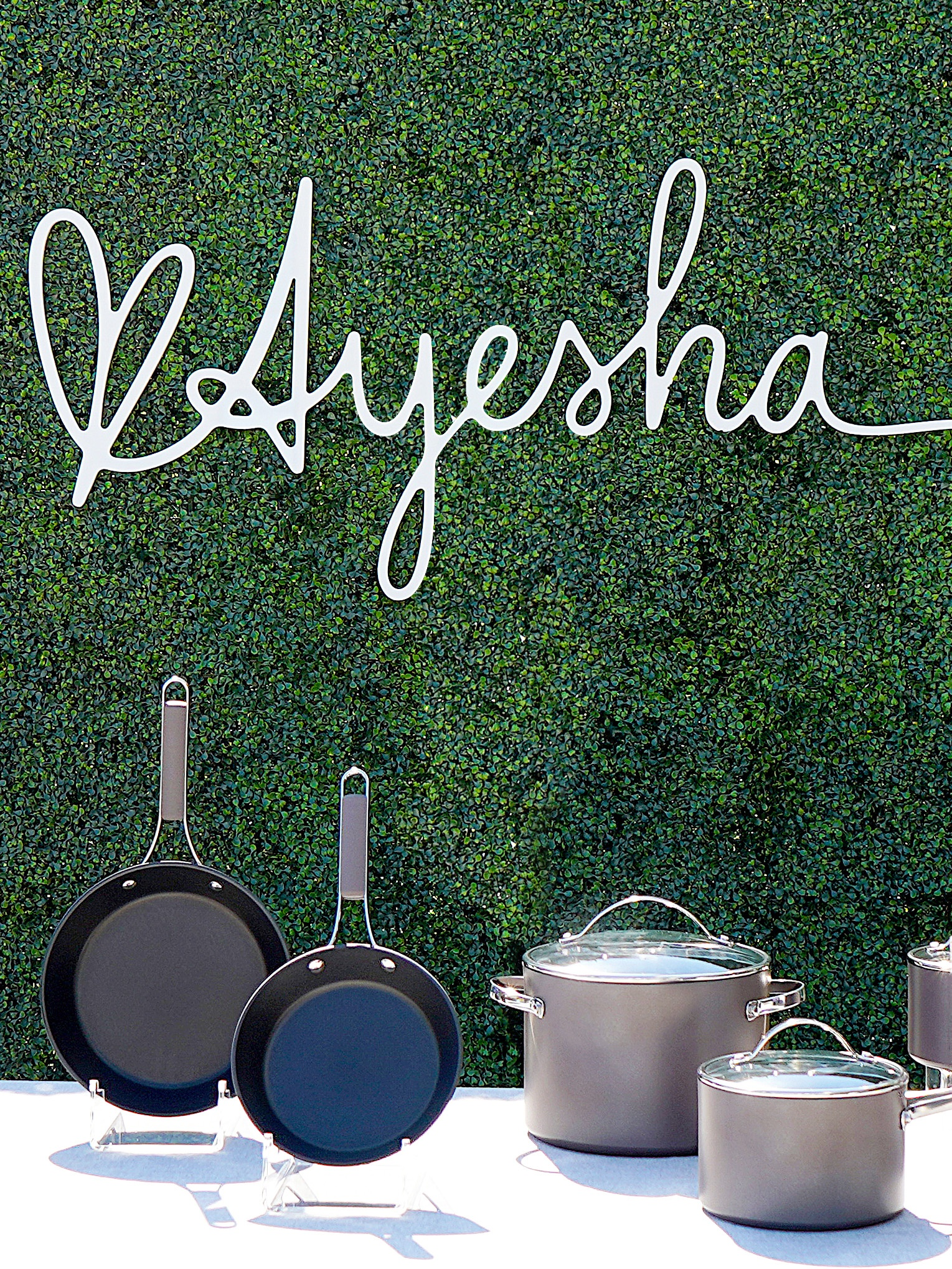 Ayesha Curry Celebrates Her New Ayesha™ Curry Cookware and Kitchenware Collections at Kick Off Party In San Francisco