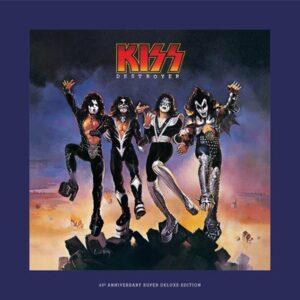 kiss destroyer album