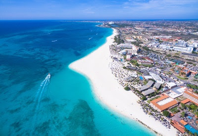 'Fall' into Your Happy Place this Autumn with Limited Time Travel Deals to Aruba