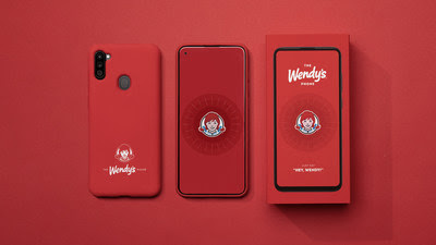 Wendy's Canada is Dropping a Custom, Limited-Edition Wendy's Phone