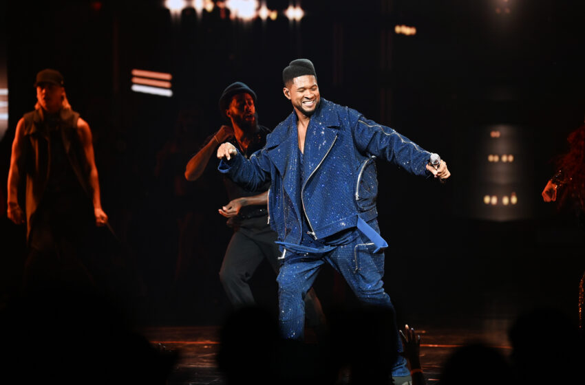 Due to Popular Demand, Usher Adds Two Dates to Headlining Las Vegas Residency at the Colosseum at Caesars Palace December 23 & 24, 2021