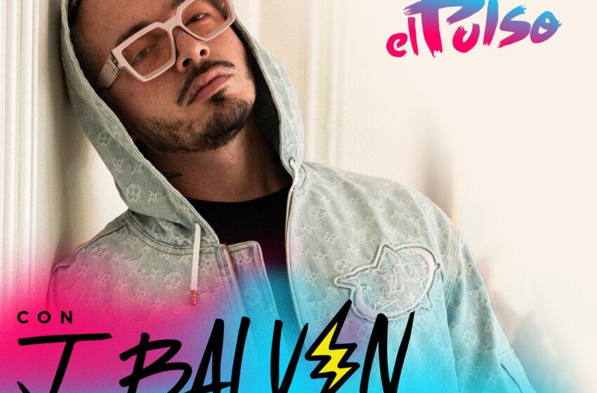 Pandora LIVE El Pulso con J Balvin
