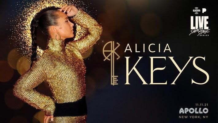 alicia keys apollo theater