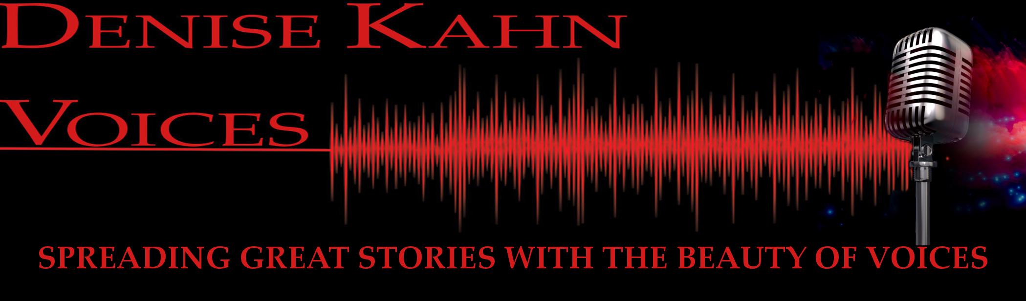 Denise Kahn Voices