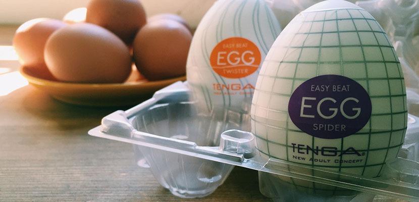 tenga egg huevo masturbador