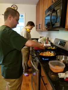 Catherine Faherty Cooking Group