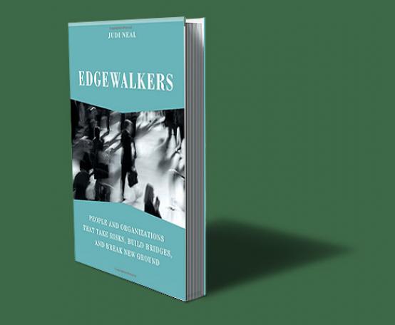 Edgewalkers book by Judi Neal