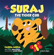 Suraj the Tiger Cub