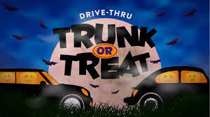 Chaparral's Drive Thru Trunk or Treat – October 29th