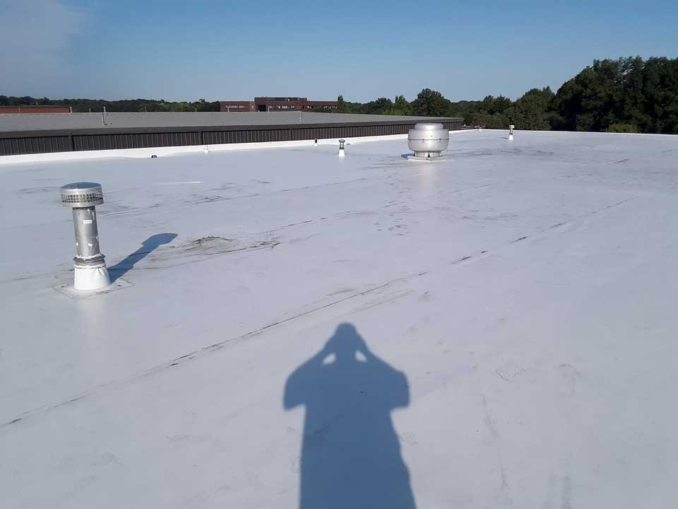 Highland Heights Main Roof Replacement