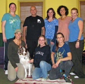 Dog Massage Class