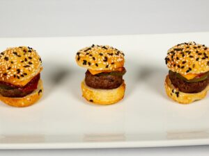 Slider - Classic Beef and Cheese
