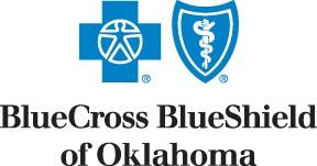 Blue Cross Blue Shield of Oklahoma logo