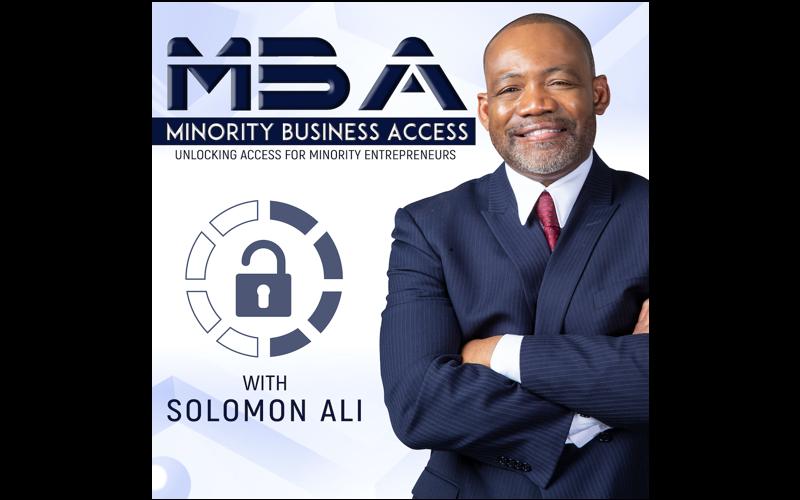 Podcast with Solomon RC Ali